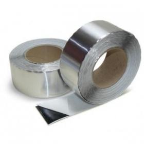 Ruban adhésif aluminium 10mtr