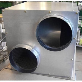 Alubox 3250m3 Double filtre