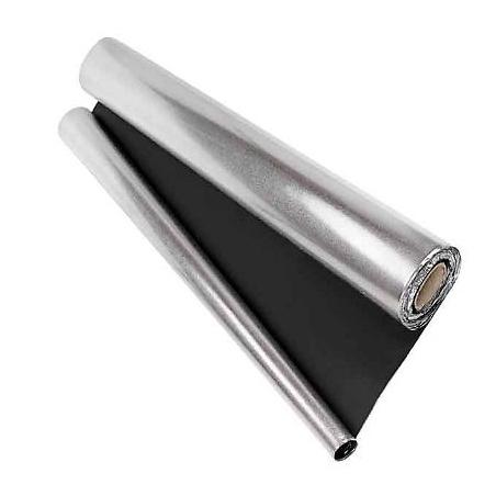Mylar sur toile de tente (1mtr x 1mtr)