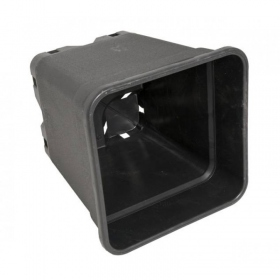 Square Pot 14ltr (28x28xh28,3cm) TOP QUALITY