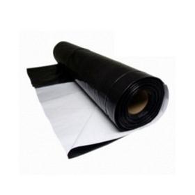 Easy Grow Bache Réflechissante noir/blanc 0.125mm (2x1mtr)