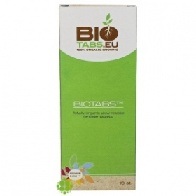 Tablettes BioTabs (10 Tabs)