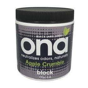 ONA Anti-Odeur Block Apple 175g