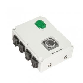 DAVIN Time Controller DV-28K S1160 8x600 w + prise chauffage