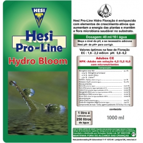 Hesi Hydro Bloom Pro -Line 1ltr