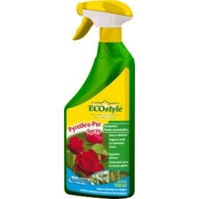 Pyrethro-Pur Spray 750 ml Plantes ornementales