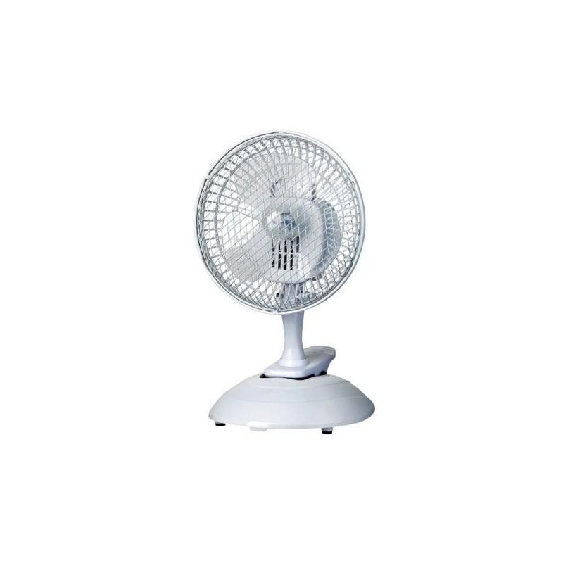 """Clip Fan / Desk Fan 6"""" 20 W"""
