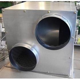 Alubox Torin 2000m3 Double filtre