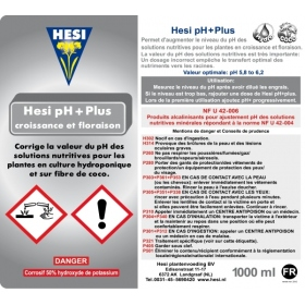 Hesi pH+ 1ltr