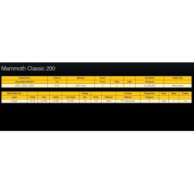 Mammoth Classic DS200