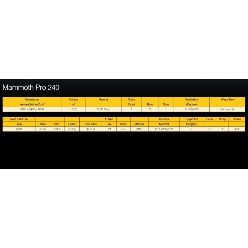 Mammoth Pro DR240