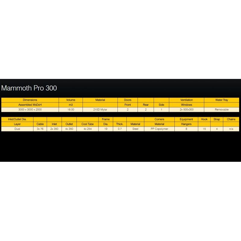 Mammoth Pro DR300