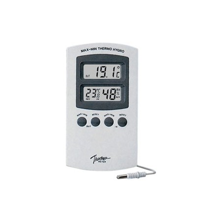 Thermomètre/Hygromètre Min-Max In/Out
