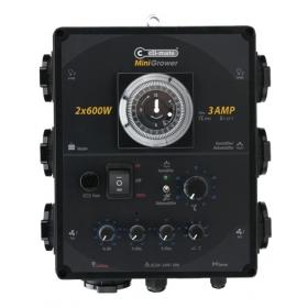 Climate Mini Controller complete 2x600w + humidifier