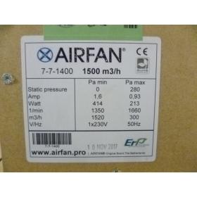 Softbox MDF 1500 m³