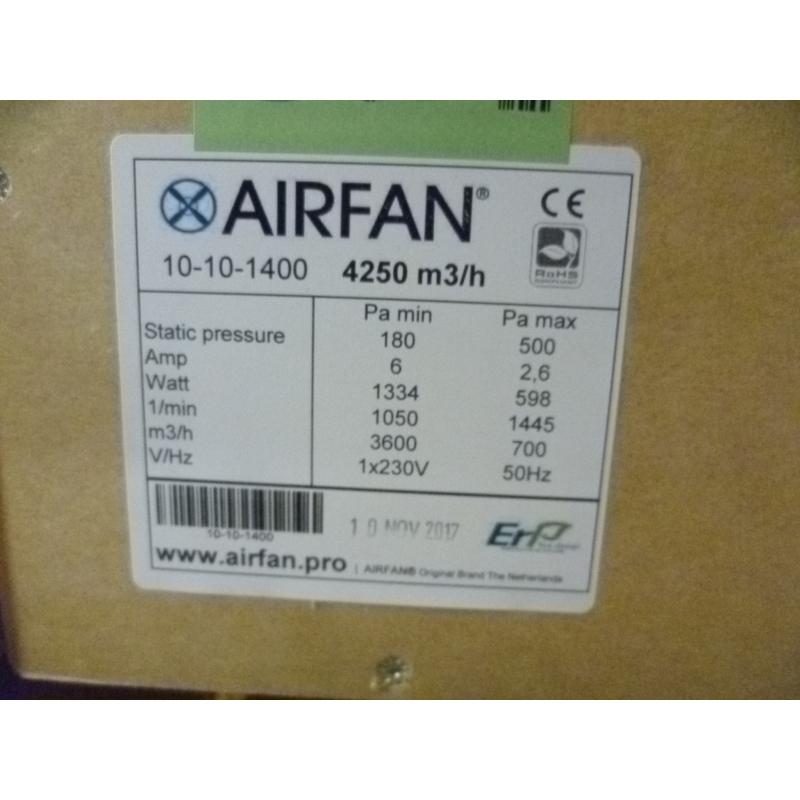 Softbox MDF 4250m³