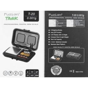Fuzion Tank  20gr x 0.001 g