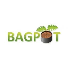 BagPot Conteneur 34 Lt avec les poignées