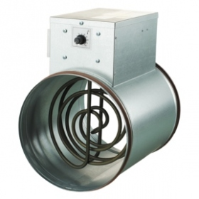 Ventilatorkacheltje + thermostat