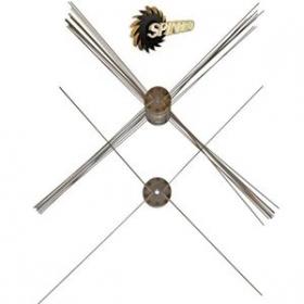 Set de 10 lames Quad Blades pour SpinPro