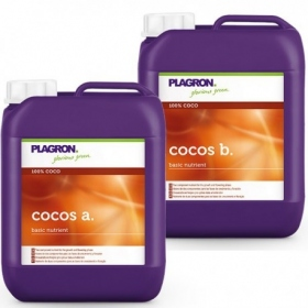 Plagron Coco A+B 10 ltr