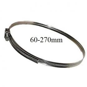 Collier de serrage 60mm-270mm