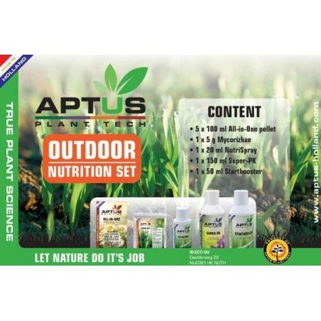 Aptus Outdoor Nutrition Set