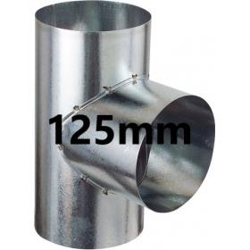 Connecteur T 125mm