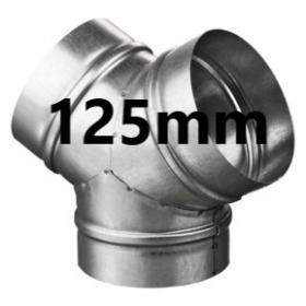 Connecteur Y 125mm