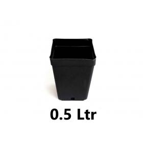 Square Pot 9x9x10cm (05.ltr)