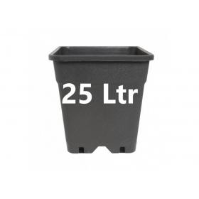 Square Pot 25 Ltr (33x33x35cm) TOP QUALITY