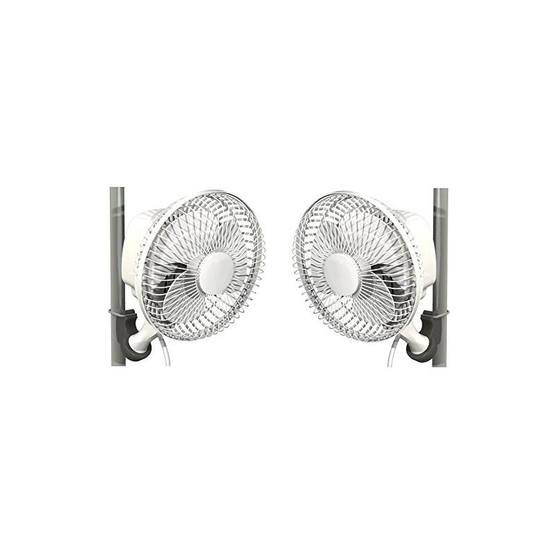 Clip Fan Monkey Oscillant 20w New