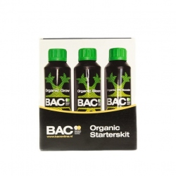 BAC Organic Starter kit basic