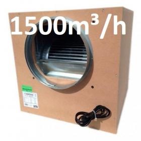 ISOBOX MDF 1500m³/h