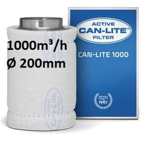 Can-Lite 1000 (1000-1100m³/h) (200 Ø)