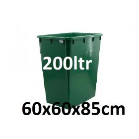 Reservoir 200ltr avec Couvercle (60x60x85cm)