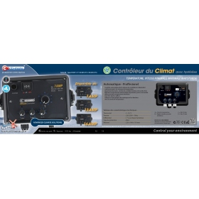 Climate controller 16A