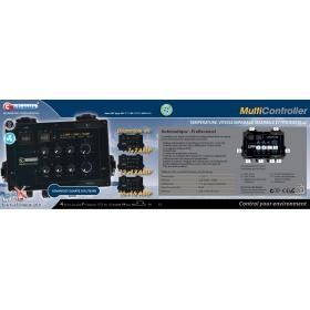 Climate Multi-Controleur 2x12 Amp