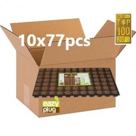 Boite 10 Plateaux Eazy Plug 77pcs