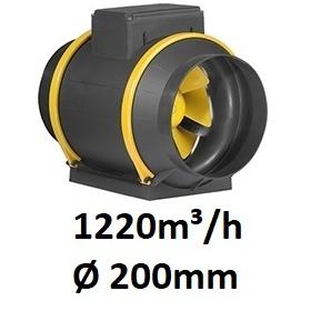 MAX-Fan Pro EC 200mm/1220m³ 2 speed