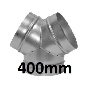 Connecteur Y 400 mm