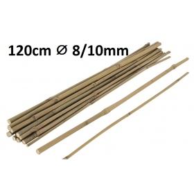 Tuteur en Bambou 120cm Ø 8mm