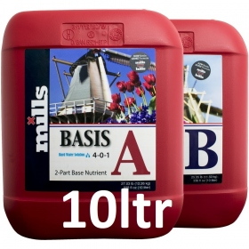 Mills Basis A/B 10ltr