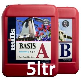 Mills Basis A/B 5ltr