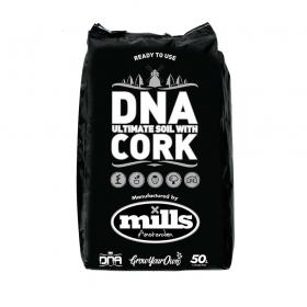Mills Soil&Cork 50 Lt Mélange unique