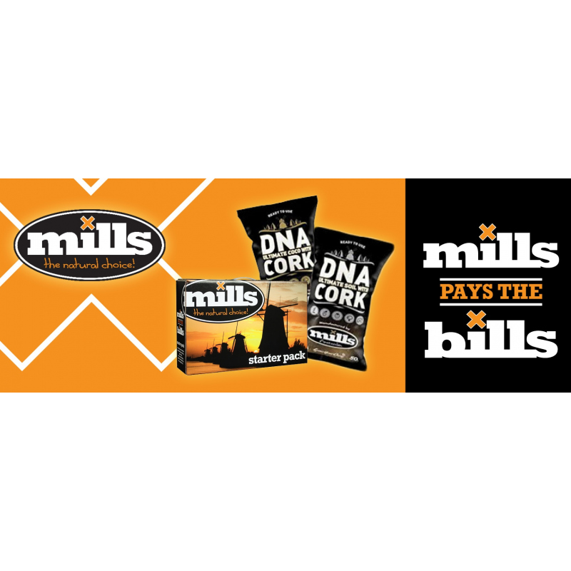 Mills Ultimate Soil&Cork 50ltr