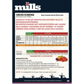 Mills Ultimate PK 250 ml HC chelated