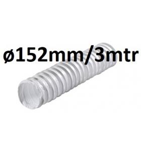 ø 152mm/3mtr