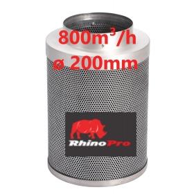Rhino Pro 200x400 800m³/h