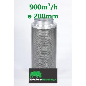 Rhino Hobby 200x400 900m³/h
